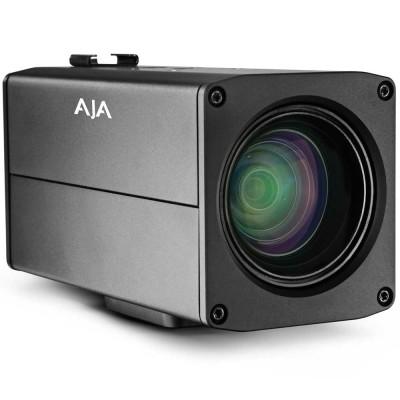 AJA RovoCam - Cámara Compacta 4K/HD con HDBaseT - Compact 4K/HD Camera with HDBaseT