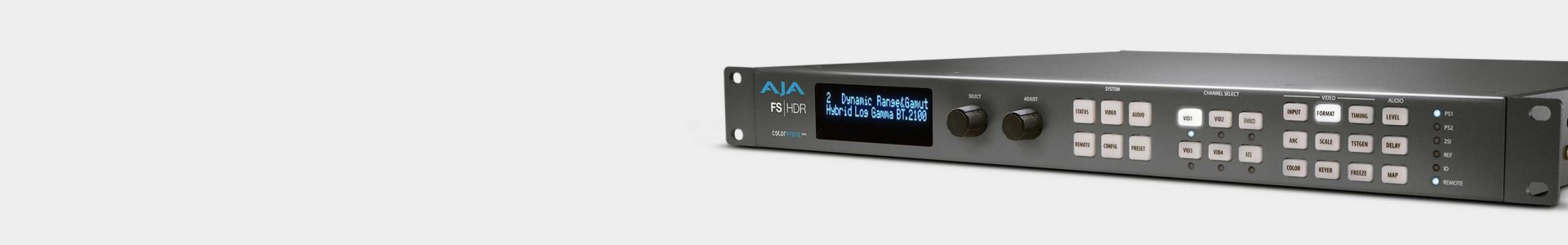 Broadcast Video Synchronizers at the best price - Avacab