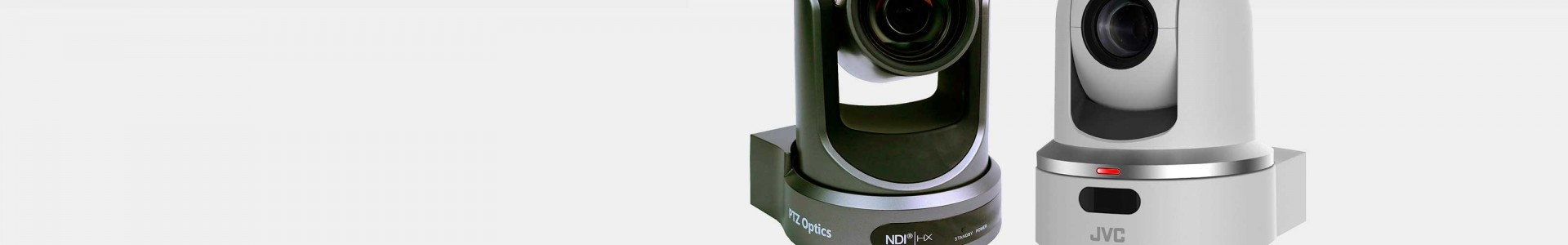 PTZ or robotic cameras - Find the one you are looking for at Avacab