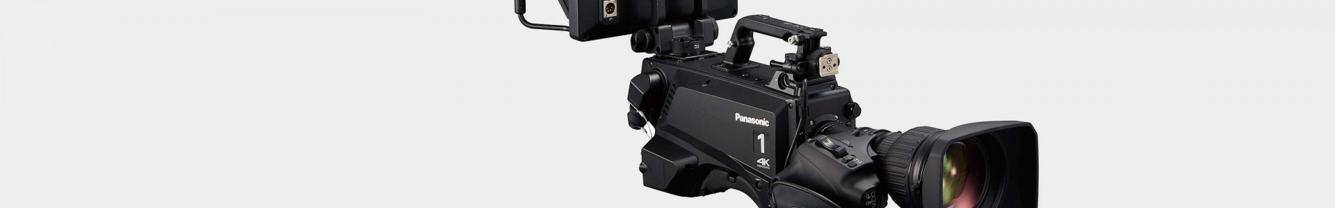 Professional and Broadcast studio cameras - Avacab Audiovisuales