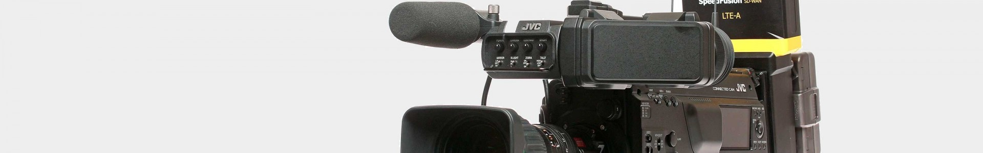 Professional ENG cameras - All the options at Avacab Audiovisuals