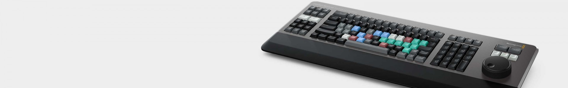 Dedicated keyboards, color correction panels and much more - Avacab
