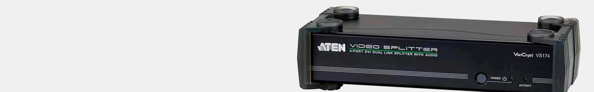 ATEN video spliiters at Avacab - Discounts for professionals