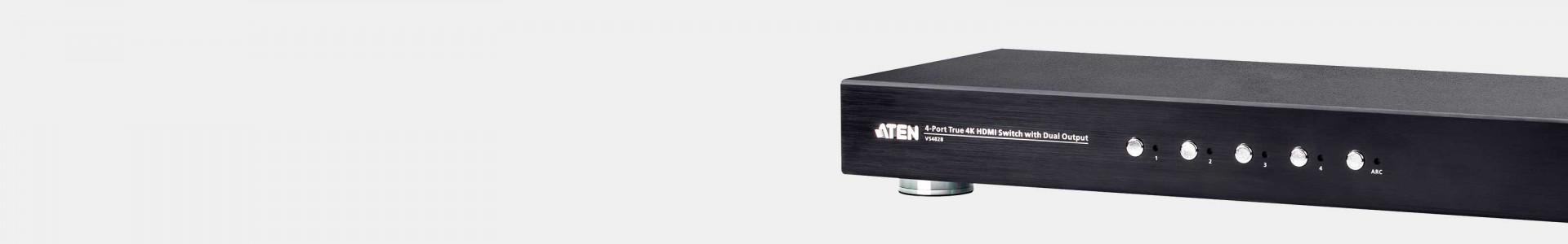 ATEN video selectors at Avacab - Discounts for installers