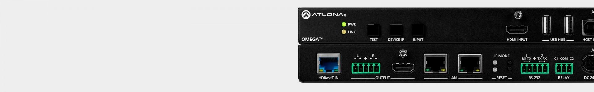 Atlona video extenders - Top quality - Avacab Audiovisuales