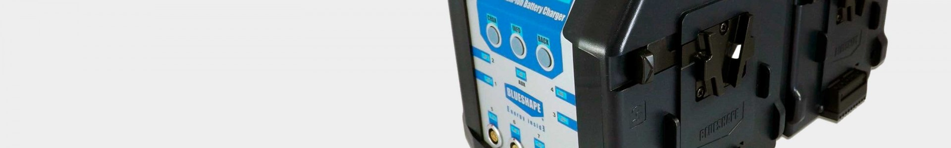 Blueshape battery chargers at Avacab - Best price online