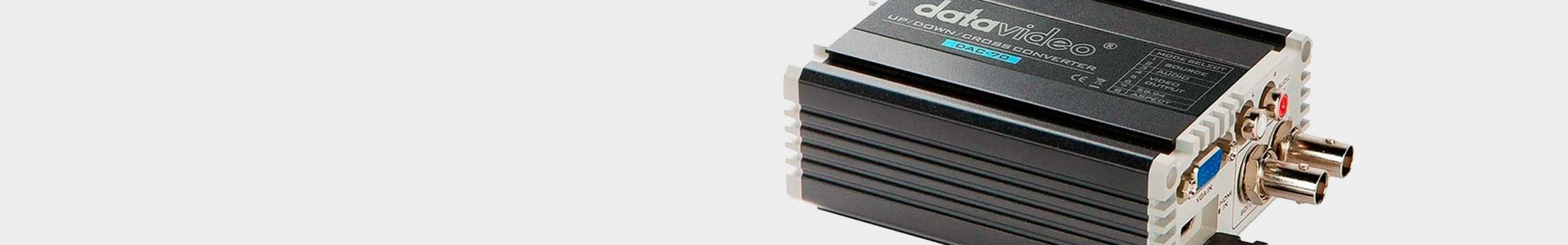 Datavideo converters at Avacab - Quality at the best price