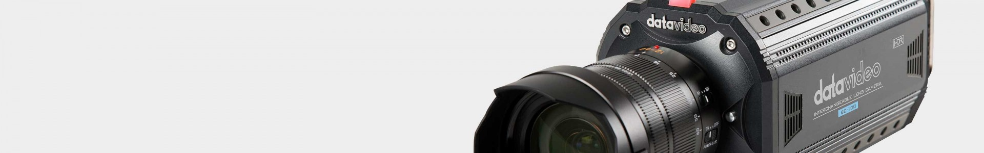 Cámaras de vídeo Datavideo - Cámaras PTZ y POV - Avacab
