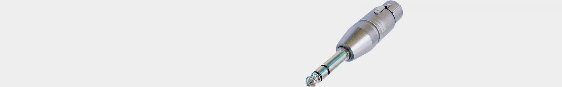 Neutrik - Adaptadores Conector - Máxima precisión - Avacab
