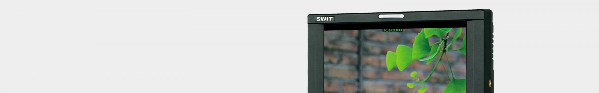 Monitores de vídeo Swit para aplicaciones profesionales - Avacab