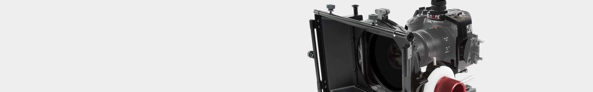 Accessories for DSLR cameras at Avacab Audiovisual
