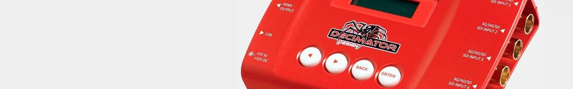 Decimator en Avacab - Distribuidores oficiales Decimator