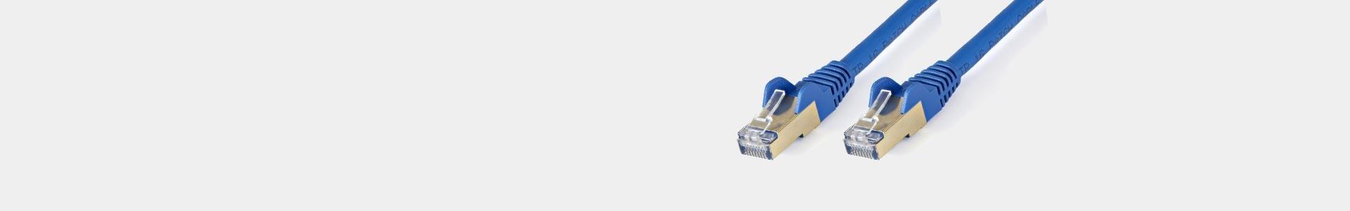 Cables RJ-45 profesionales - Calidad certificada - Avacab