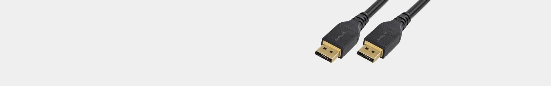 Cavi DisplayPort per applicazioni audiovisive - Avacab