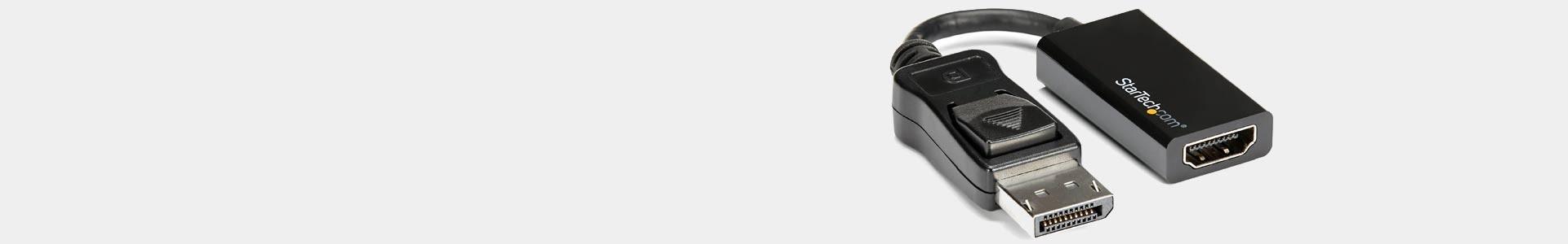 Professional DisplayPort adapters - Guaranteed quality - Avacab