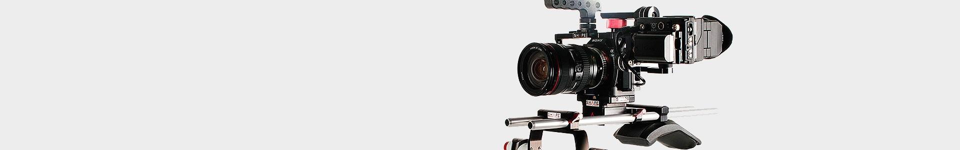Estativos para cámaras profesionales de cine y vídeo - Avacab