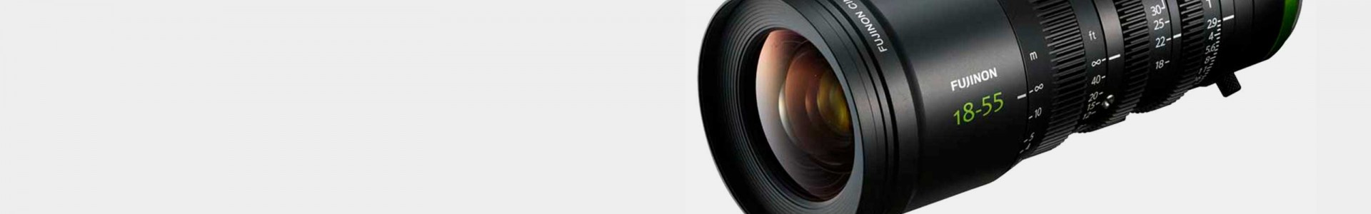 Objetivos Fujinon Broadcast en Avacab Audiovisuales