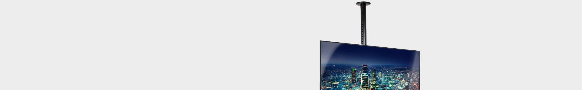 Soportes profesionales de techo para televisores y monitores - Avacab