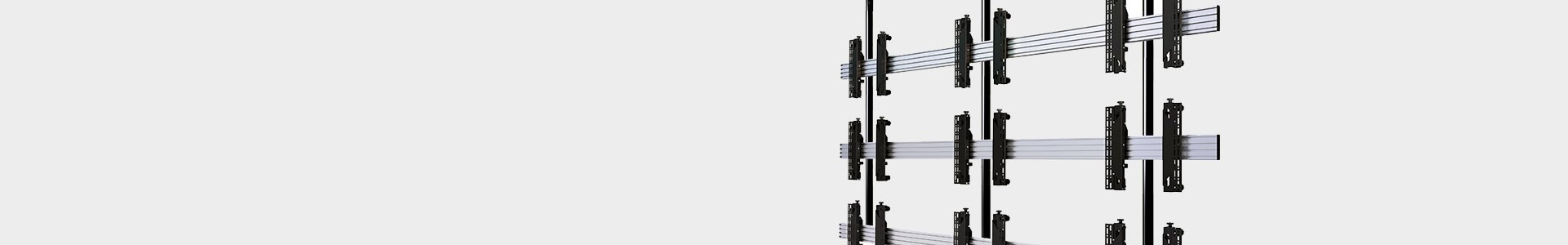 Supporti per videowall a soffitto, parete o pavimento - Avacab