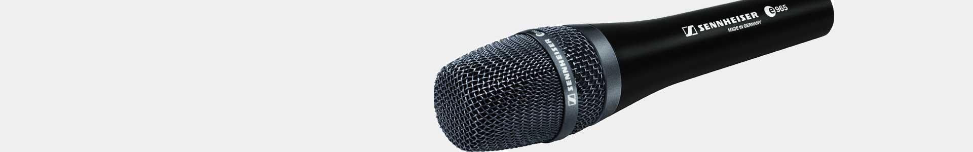 Microfoni Palmari professionali al miglior prezzo - Avacab