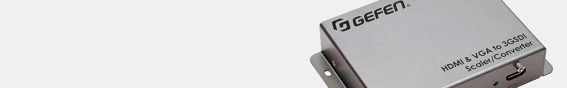 Conversores vídeo HDMI a SDI de calidad profesional - Avacab