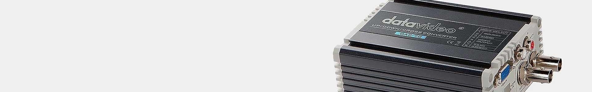 Escaladores de Vídeo profesionales en Avacab Audiovisuales