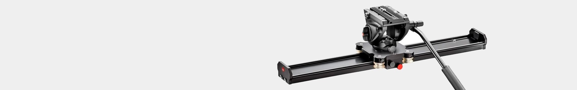 Manfrotto camera sliders - Quality and good price - Avacab
