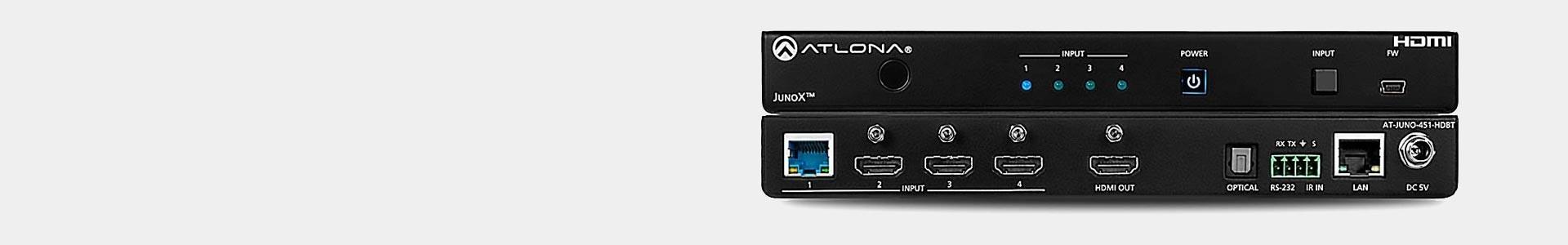 Selettori video Atlona - Equipaggiamento professionale - Avacab