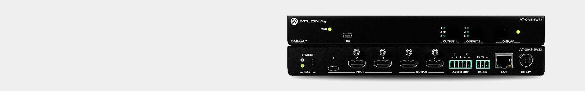 Matrici Video UHD Atlona - Migliore qualità e prezzo - Avacab