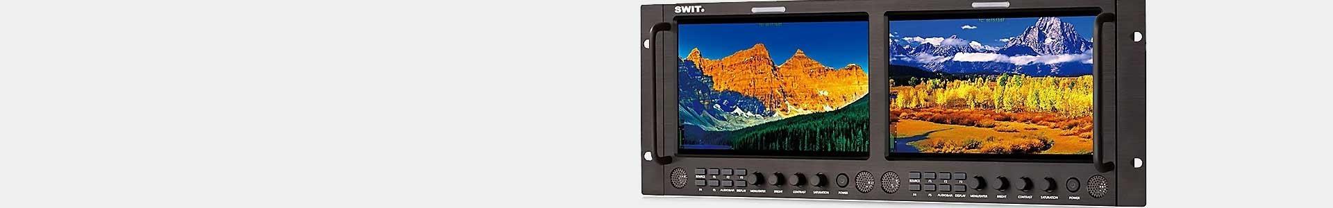 Monitor Video professionali Multischermo - Avacab