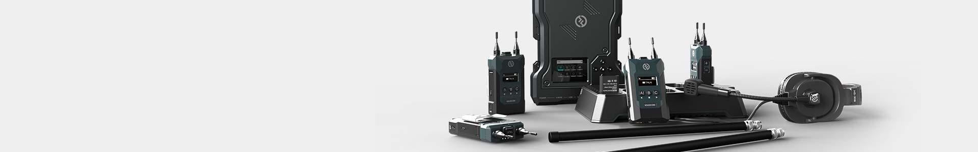 Hollyland - Professional Wireless Intercom Systems - Avacab