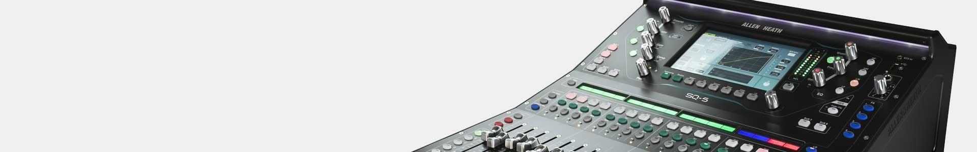 Allen & Heath - Avacab Audiovisuales