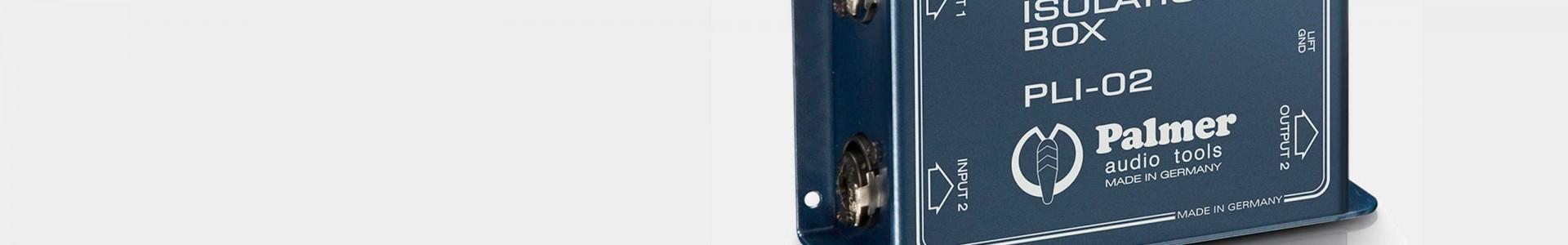 Palmer at Avacab - Professional sound equipment online