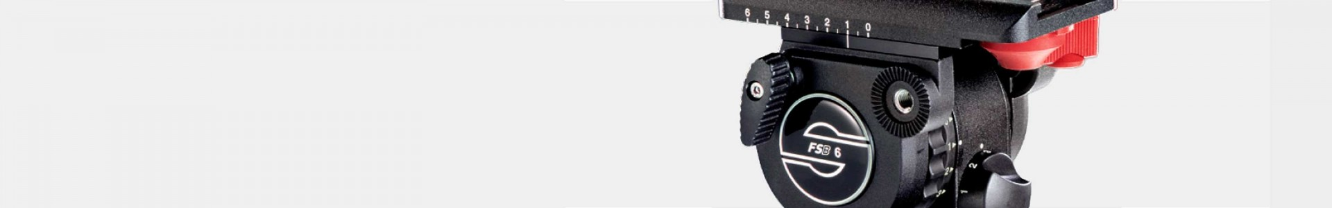 Sachtler tripods at Avacab Audiovisuales - Security and reliability