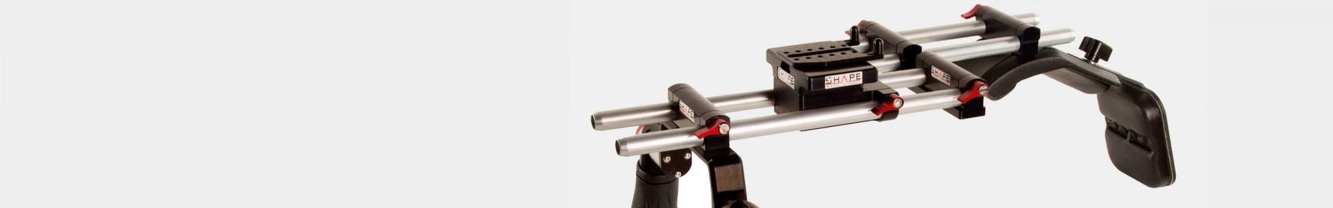 Shape accesorios cámaras profesionales - Avacab distribuidor oficial