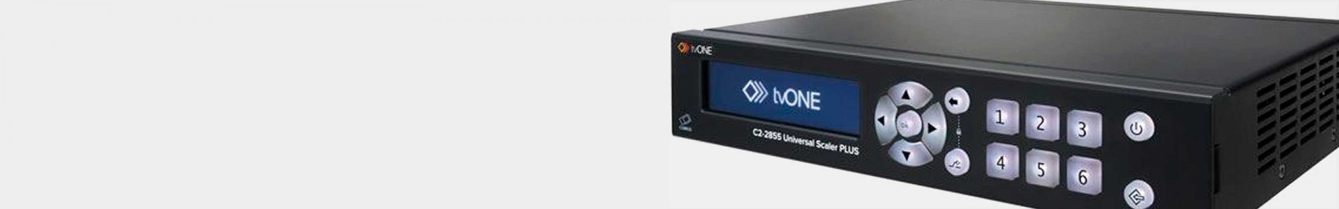 tvONE scalers, multiscreens and professional converters - Avacab
